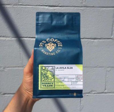 @ptscoffee Without the love, it's just coffee. ⠀ #ptscoffee #specialtycoffeeroaster #coffeepackaging #customcoffeebags⠀ 📷: @ptscoffee