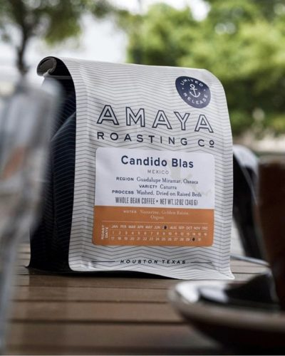 Anchored in Quality ⚓️ @amayaroastingco⠀ #amayaroastingco #specialtycoffeeroaster #coffeepackaging #customcoffeebags⠀ 📷: @amayaroastingco