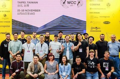 We're so excited watch these 23 competitors take the stage at the 2019 World Coffee Roasting Championship in Taipei! To all the competitors: Best of Luck! The Champions Lounge will officially be open starting tomorrow, come by and check it out! 📷: @wcoffeeevents@jefaisducoffee @mr.deer.chen @simo_christidi @dittaartigianale @reba_coffee_roast_dojo @koji_rokumeicoffee @jeduardo1982 @ukrcoffee @kuznetsov.arseny @aprilcoffeecph @thechronicalsofacoffeeroaster @anthonynguyen210 @fuu.maled @bensoncoffee @sakamoto3 @sp_son_of_william @baristasaurus13 @math.karczewski @caffemuseo @ferras_alex @felixkaffee @piazarolojonathan @bogdan_geor